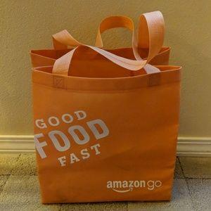 BRAND NEW Amazon Go reusable bag